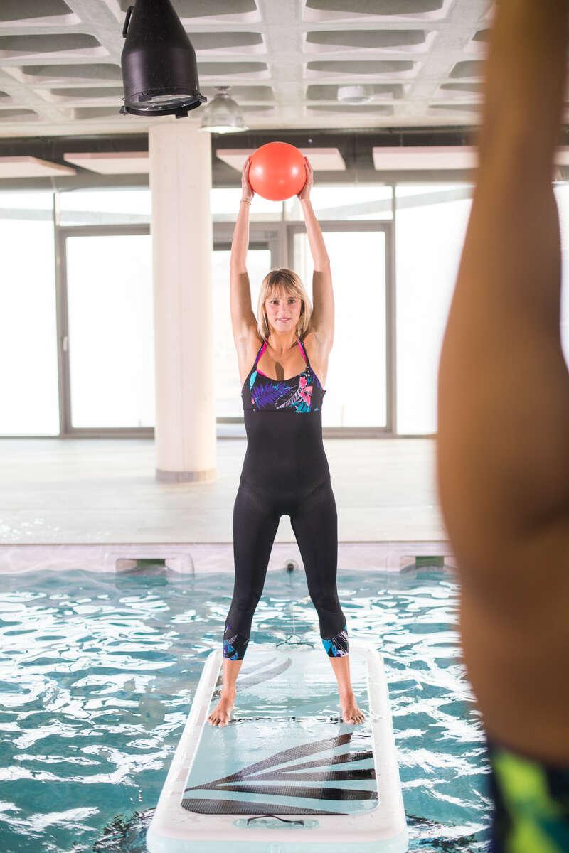 Hidroginástica/Aquafitness Hidroginástica, Aquabike - Fato de banho mulher MEG Preto NABAIJI - Hidroginástica, Aquabike