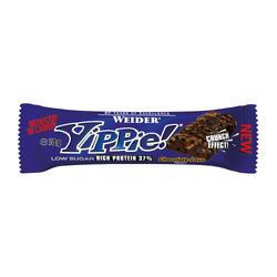 Barrita Proteica Triatlón Weider Yippie Chocolate Crujiente 70 G