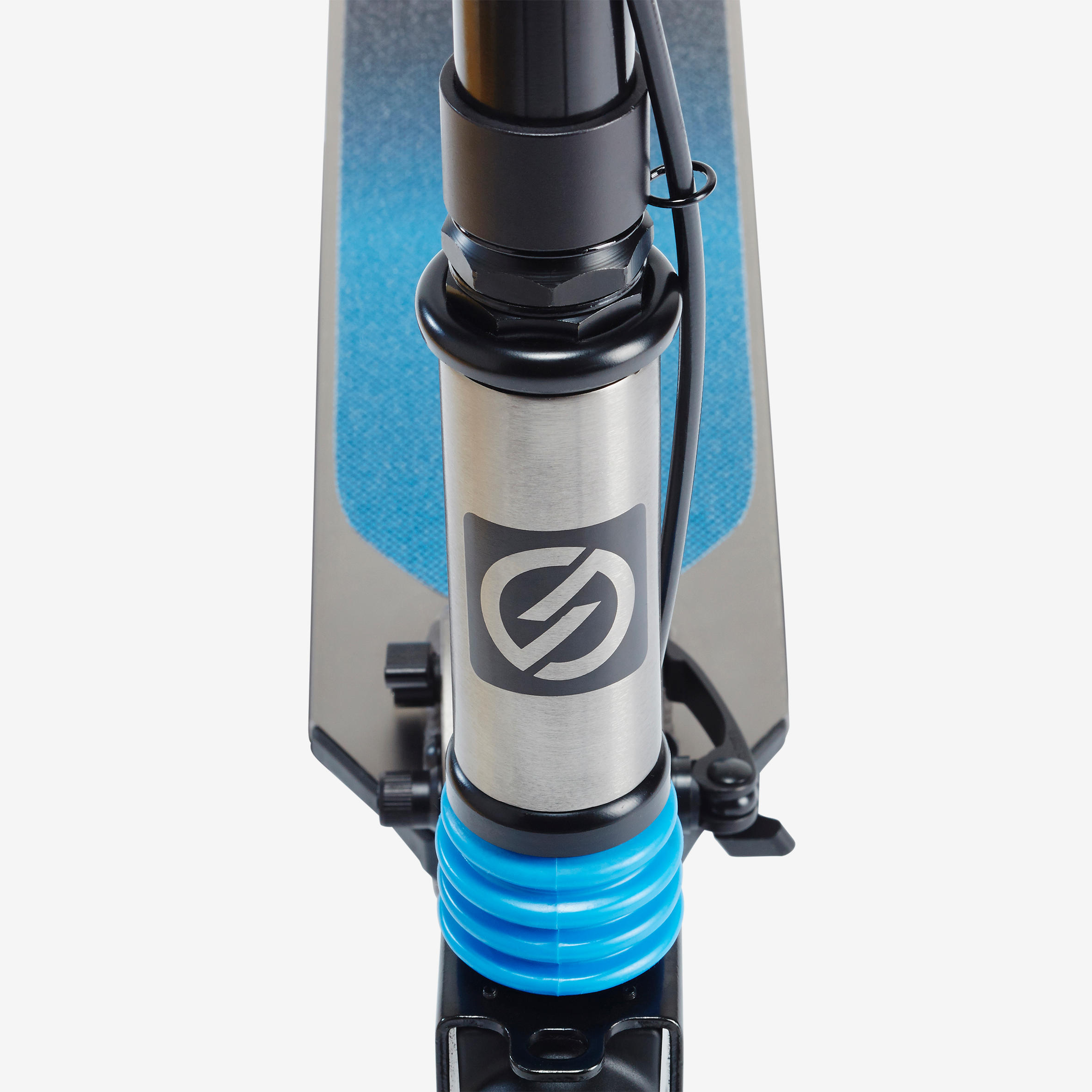 KIDS SCOOTER MID 9 WITH STAND BLUE