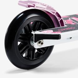 Mid 1 Kids' Scooter - White/Pink