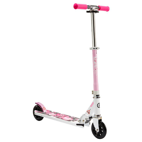 TROTTINETTE ENFANT MID 1 BLANC ROSE