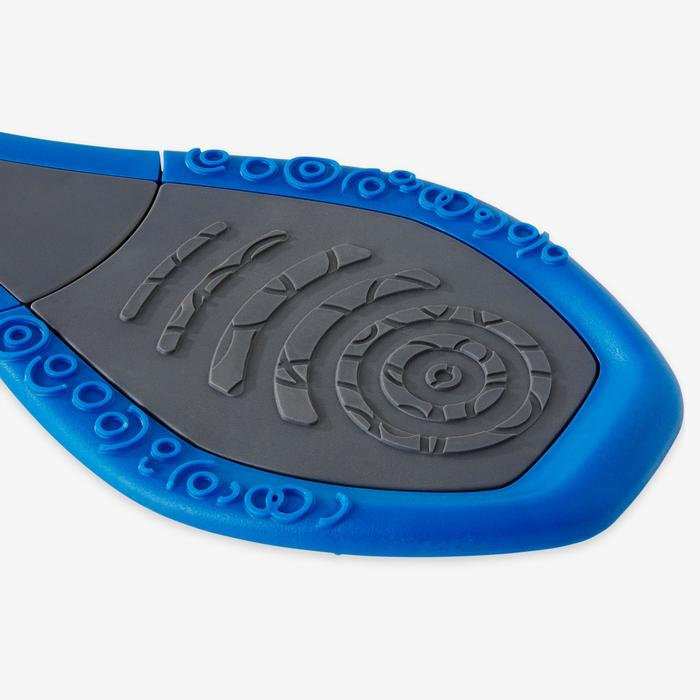 Waveboard WB 100 Bleu Gris