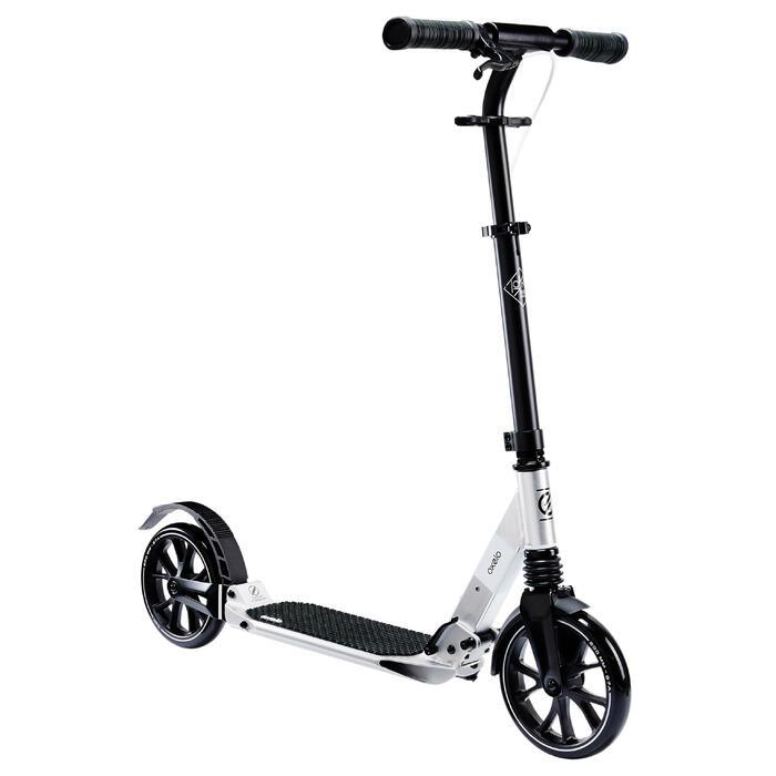 Scooter Town 7XL Erwachsene grau