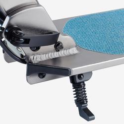 Scooter Mid 9 blau