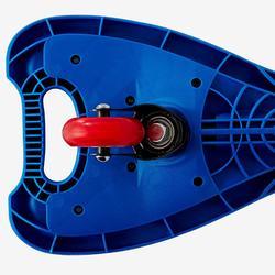 Waveboard WB 100 blauw grijs