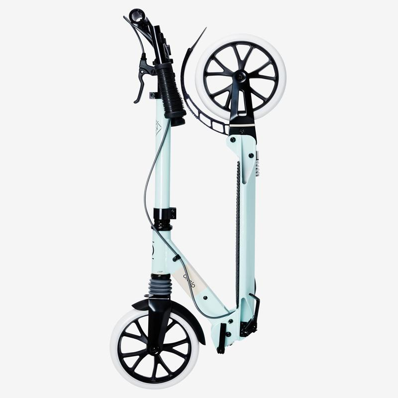 SCOOTER ADULTO TOWN 7 XL VERDE PÁLIDO