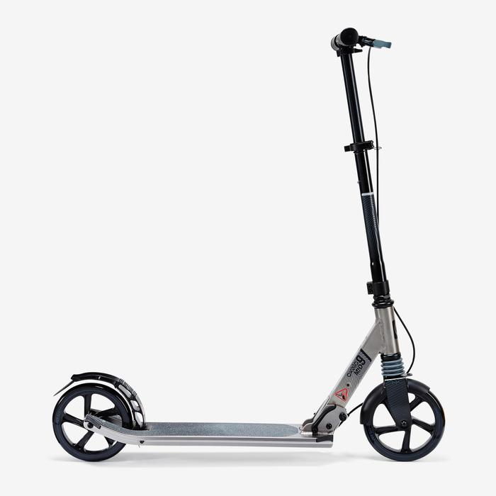 City-Roller Scooter Mid 9 Mixed blau