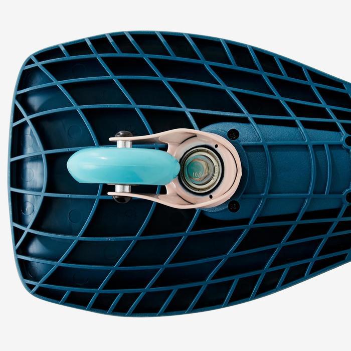Waveboard WB120 beginners blauw