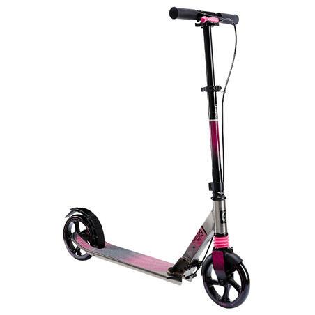 Самокат Mid 9 - Рожевий