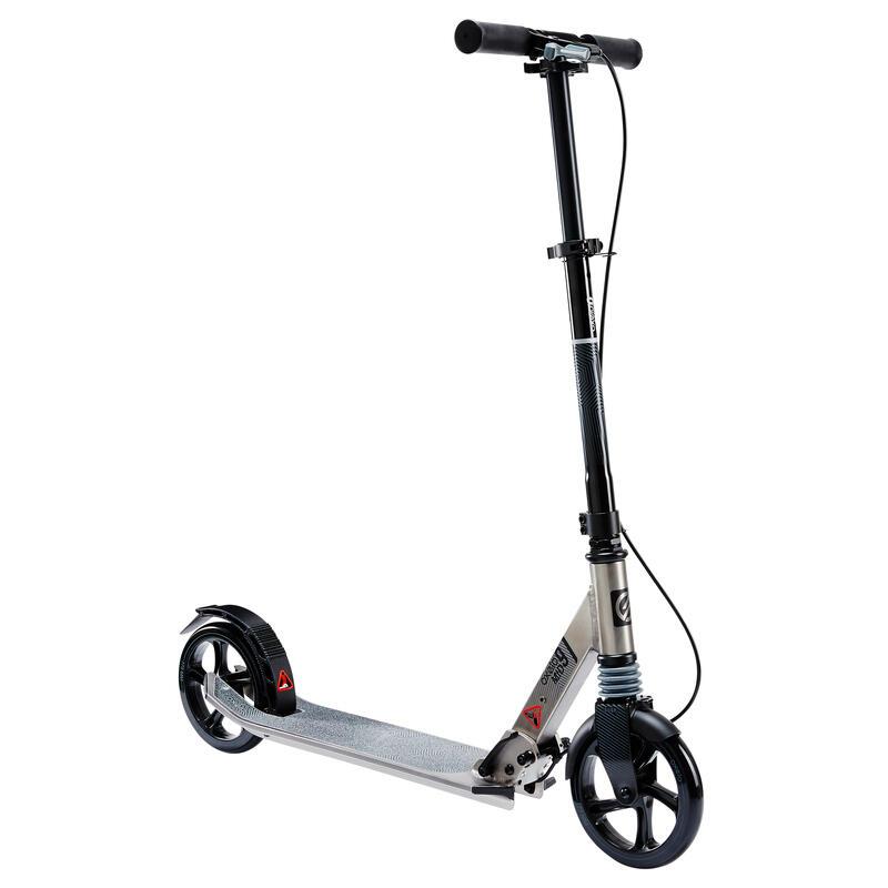 Çocuk Scooter - Siyah - 9/14 Yaş - MID 9