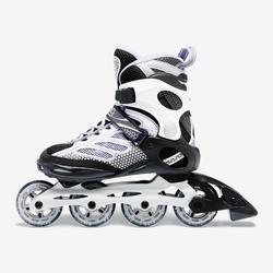 Inline Skates Inliner Master Damen flieder/schwarz