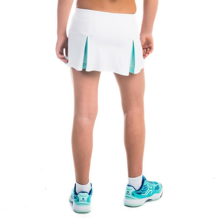 女童短裙900-白色