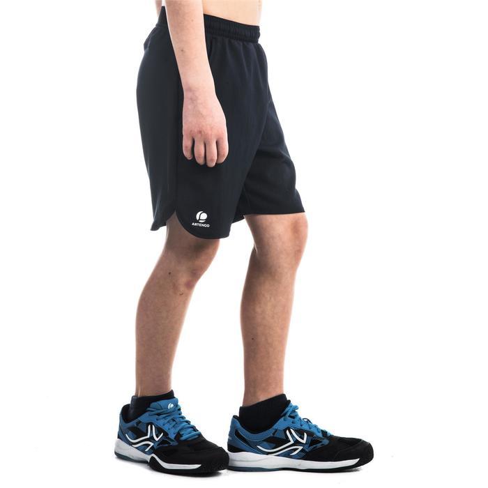 男孩款短褲500-海軍藍