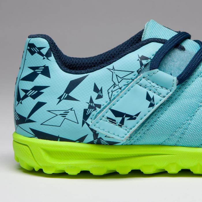 Chaussure de football enfant terrains durs Agility 300 HG noire - 1333665