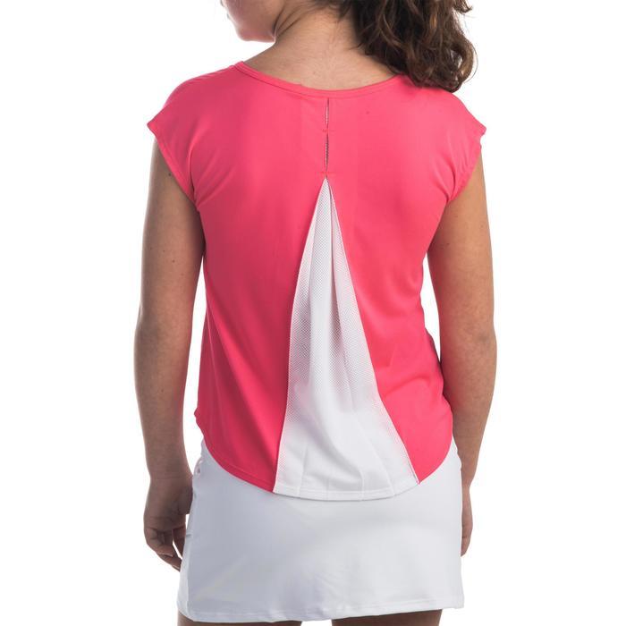 T-shirt 500 meisjes roze