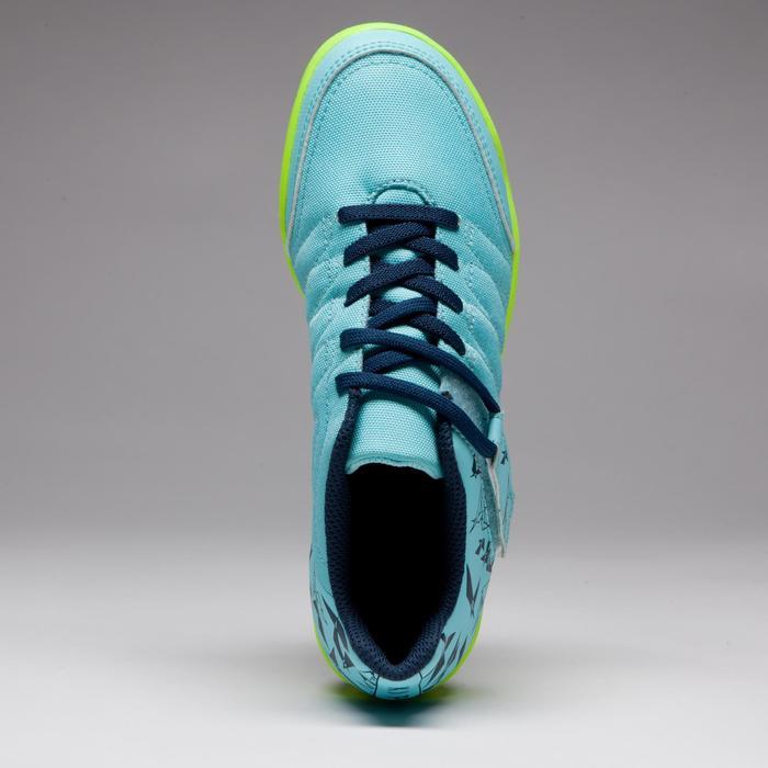 Chaussure de football enfant terrains durs Agility 300 HG noire - 1333686