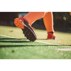 Hockeyschoenen voor dames gemiddelde intensiteit FH500 roze