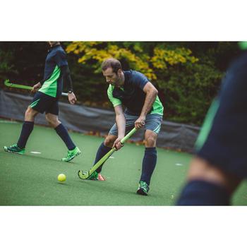 Feldhockey-Trikot FH500 Herren blau/gelb