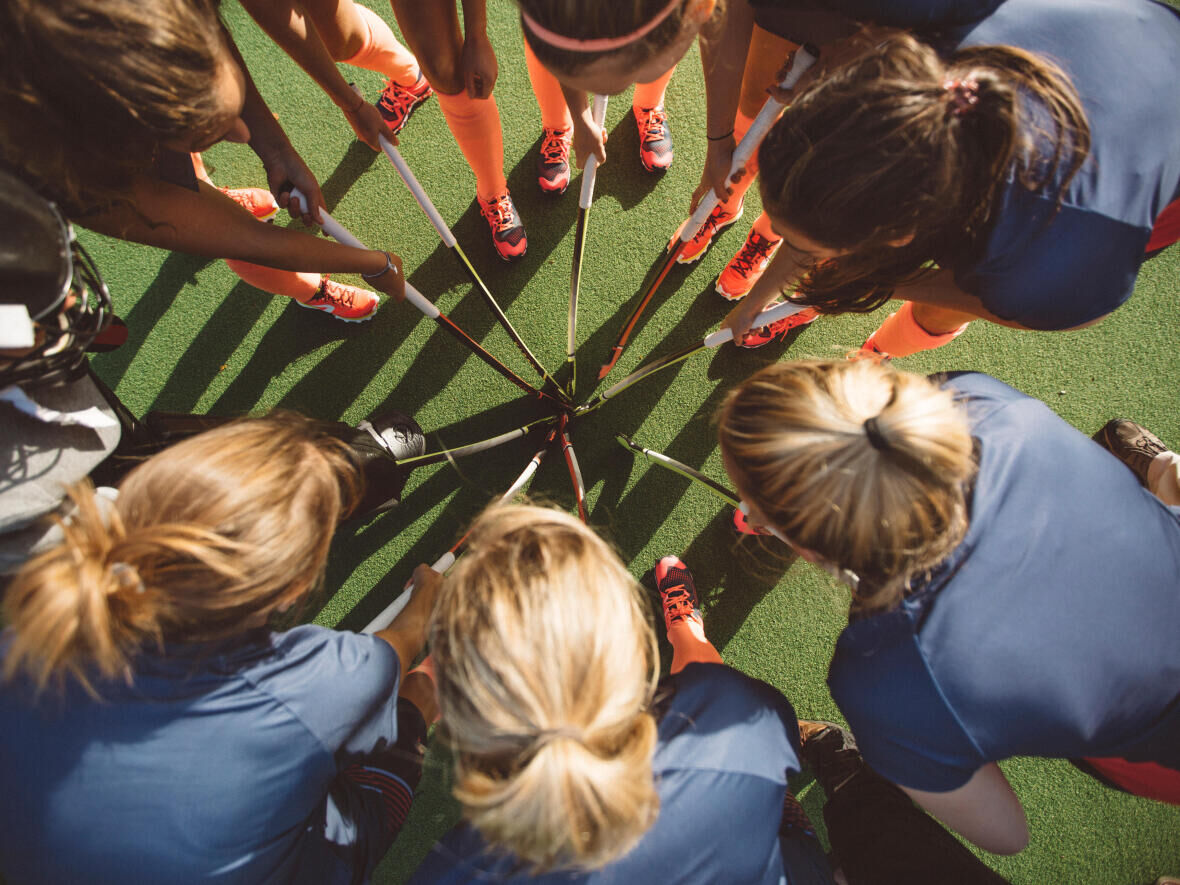 2 teams van 11 spelers