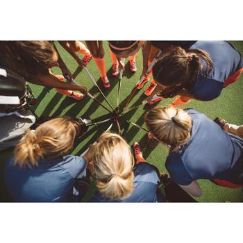 Feldhockey-Trikot FH500 Damen dunkelblau/rosa