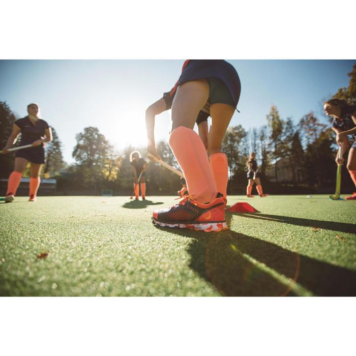 Hockeysokken voor kinderen en volwassenen FH500 roze