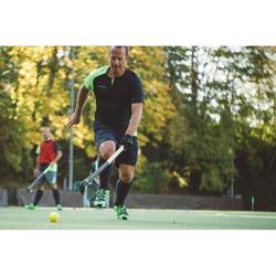 Short de hockey sur gazon homme FH500 bleu