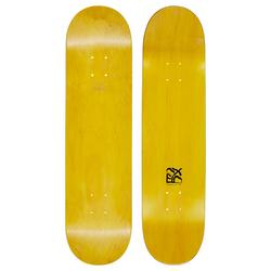 "Skateboard-Deck Team Nude 8"" gelb"