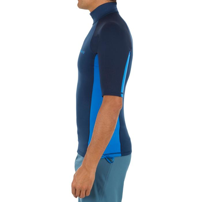 tee shirt anti UV surf top 900 Thermique polaire Manches Courtes Homme - 1333945