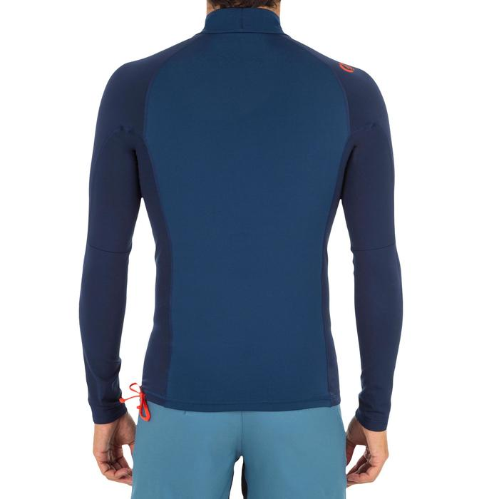 Tee shirt anti UV surf top 900 thermique polaire Manches Longues Homme Bleu - 1333949