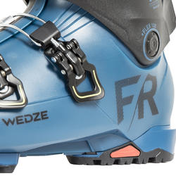 Freeride Back Country Skiing Adult Ski Boots FIT 900 Blue