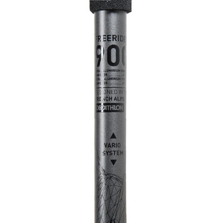 Free Ride Ski Poles SKP FR900 Vario