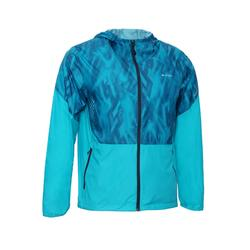 Helium Wind 500 Men's Windproof fast hiking jacket - Blue