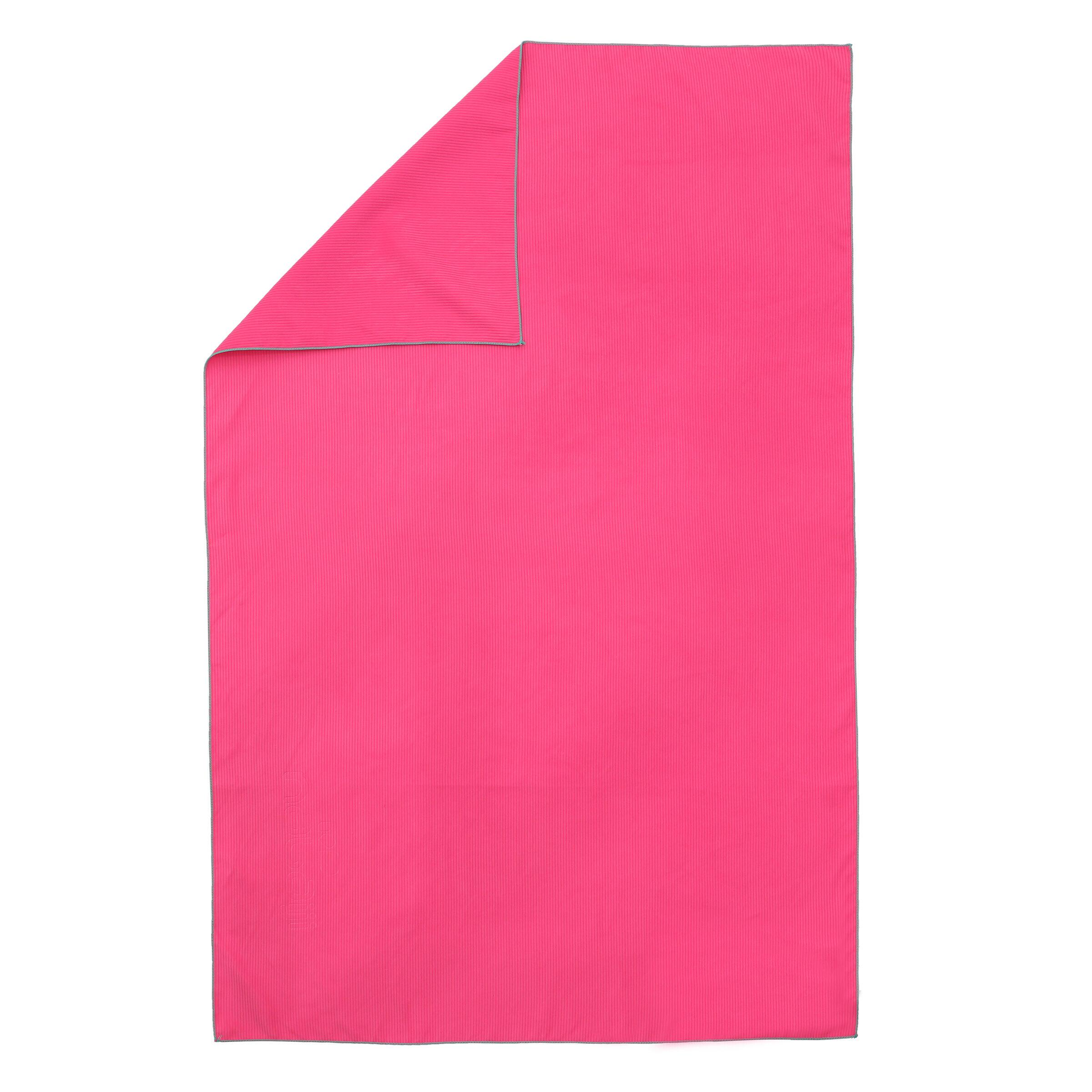 Prosop Microfibră L Roz