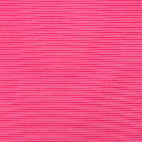 Toalla Baño Alberca Natación Nabaiji Rosa Rayas Microfibra Talla G