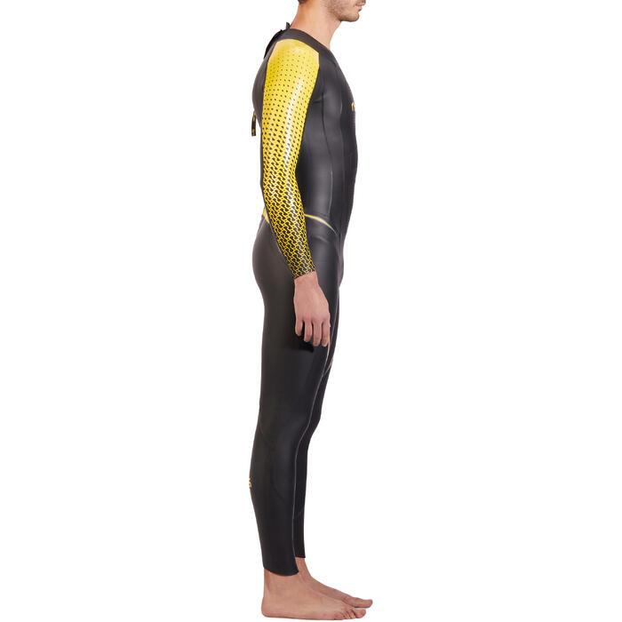 Combinaison natation néoprène OWS 900 4/2mm homme eau froide - 1334266