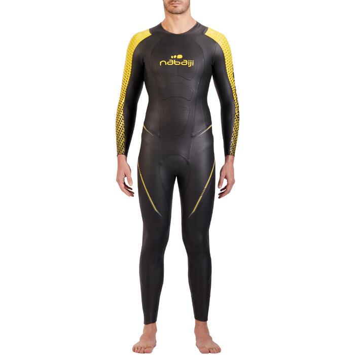 Combinaison natation néoprène OWS 900 4/2mm homme eau froide - 1334267