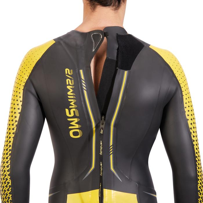 Neopreen heren wetsuit OWS 900 4/2 mm koud water