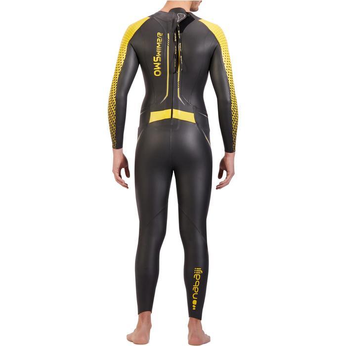 Combinaison natation néoprène OWS 900 4/2mm homme eau froide - 1334269