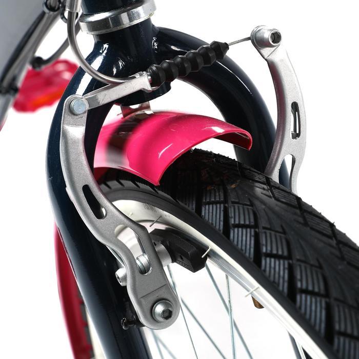 兒童動力混合自行車8-12歲Original 500