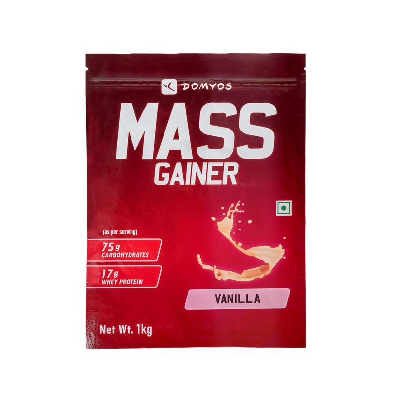 Mass Gainer 1kg - Vanilla