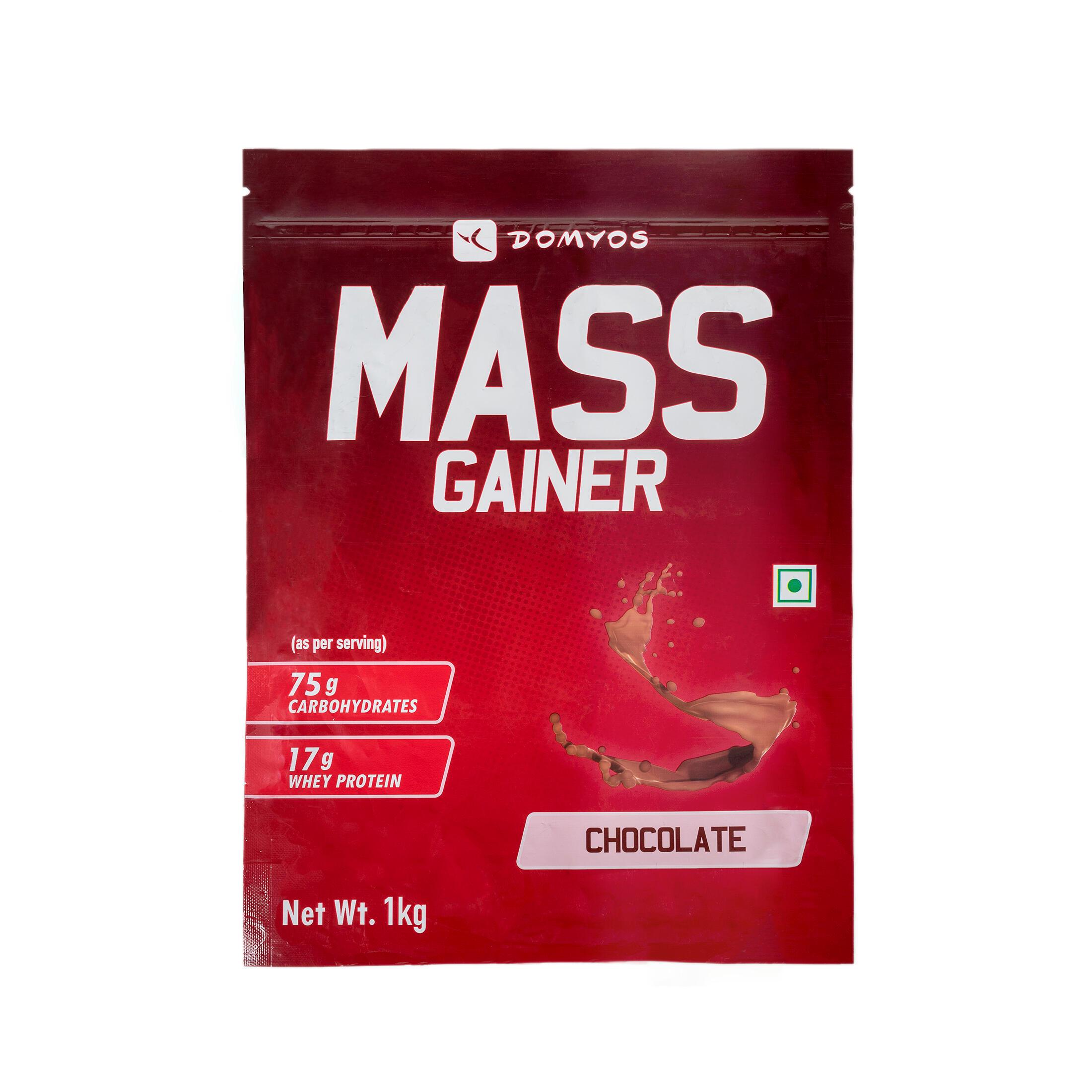 Mass Gainer 1Kg - Chocolate