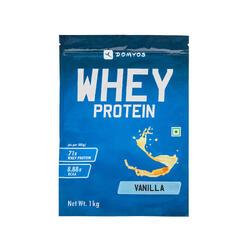 Whey Protein 1 Kg - Vanilla