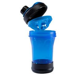 Shaker blauw 500 ml