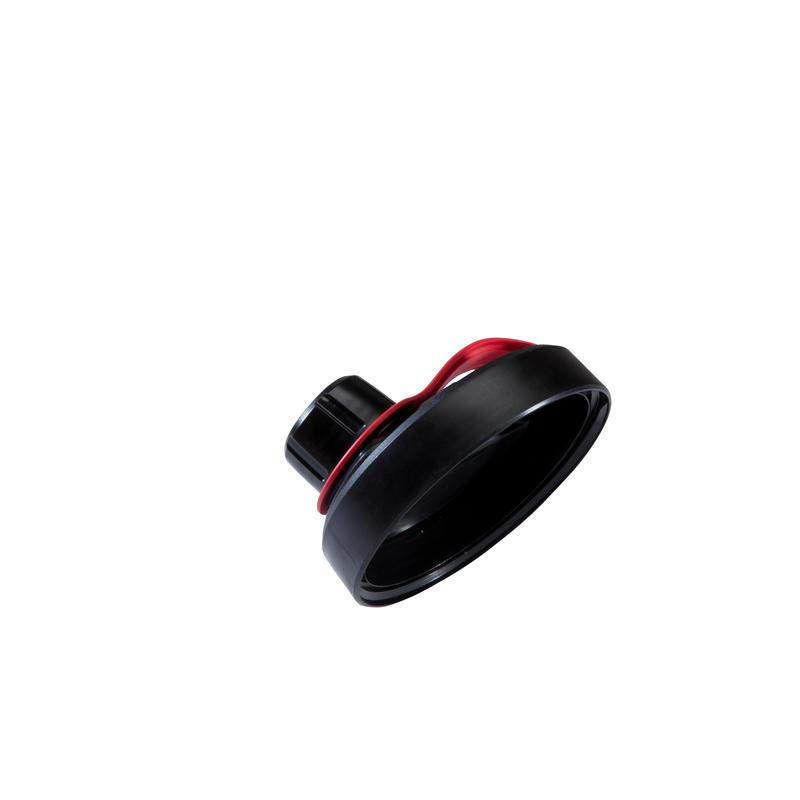 เชคเกอร์ขนาด 500 มล. (สีดำ/แดง)