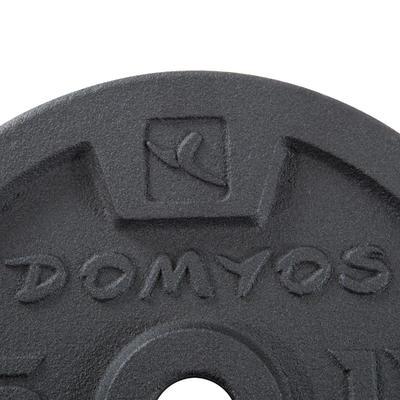Набір гантелей і грифів для силових тренувань, 50 кг