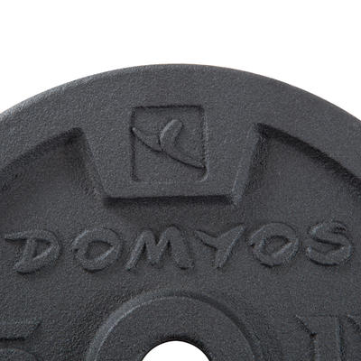Weight Training Dumbbells and Bars Kit 50 kg