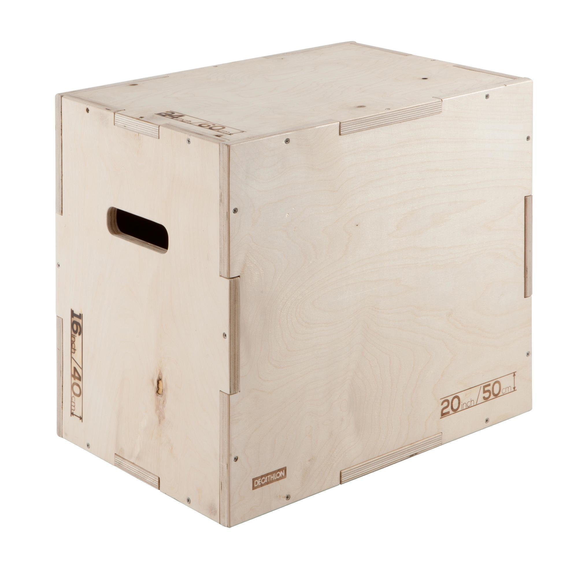 Domyos Jump box, plyometrie box