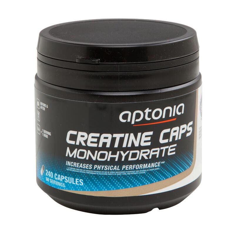 Creatine Monohydrate 240 Capsules