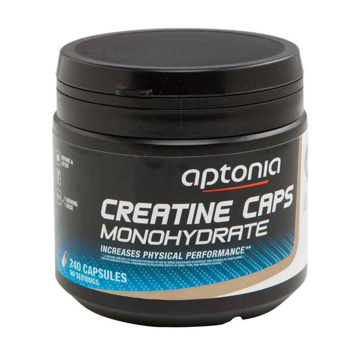 Creatine monohydraat 240 capsules