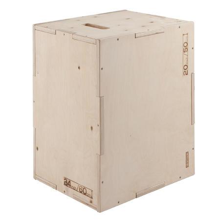 Dėžė šokinėjimui, pliometrinė dėžė